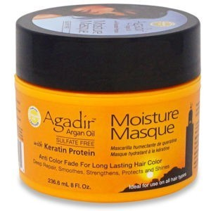 Agadir Moisture Masque W/Keratin 8 Oz