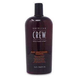 American Crew - Daily Moistruizing Shampoo - 33.8 Oz