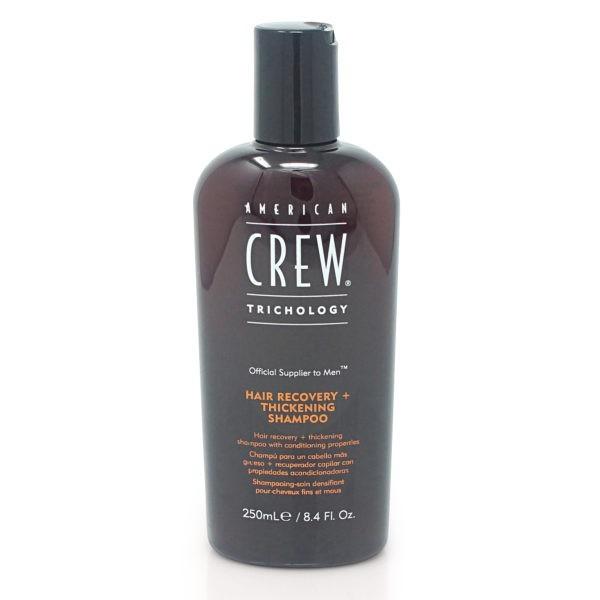 American Crew - Hair Recovery & Thickening Shampoo - 8.4 Oz.