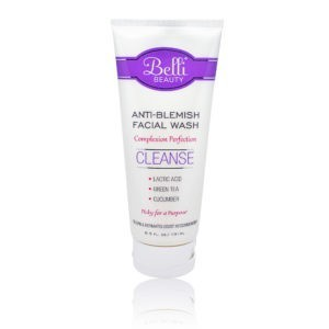Belli Anti-Blemish Facial Wash 6.5 Oz