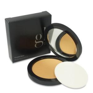 Glo Skin Beauty Pressed Base Honey Dark 0.31 oz.