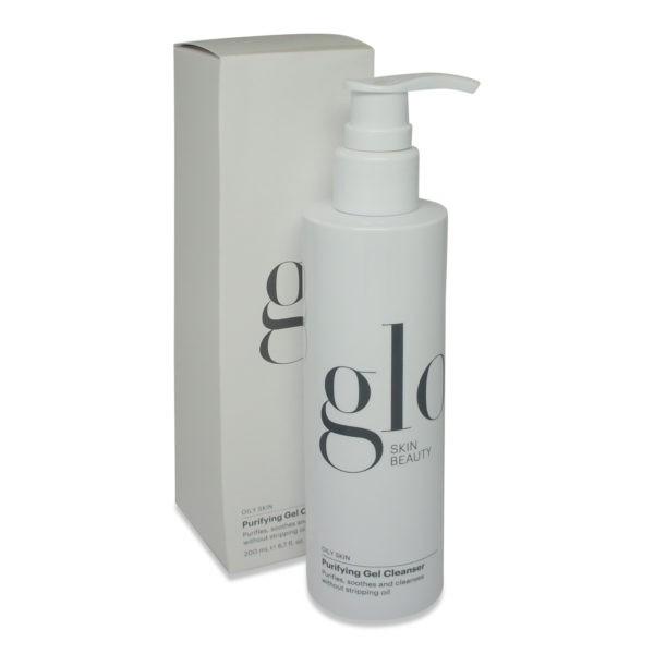 Glo Skin Beauty Purifying Gel Cleanser 6.7 oz.