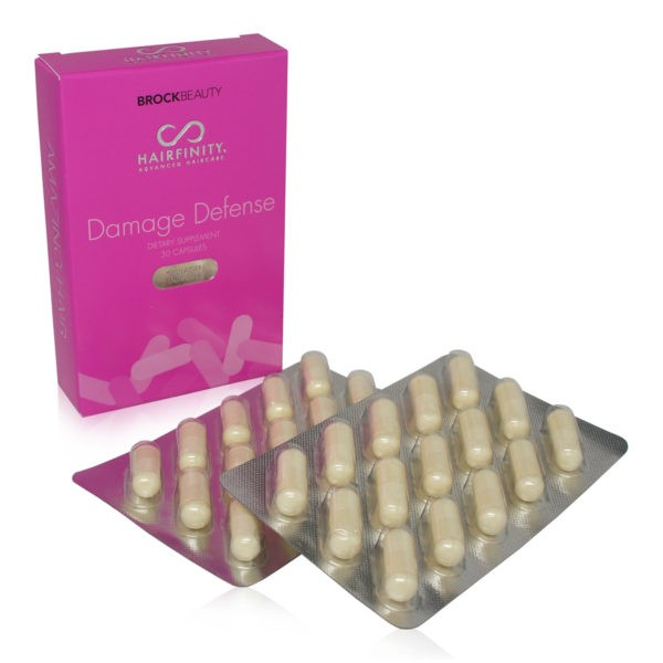 Hairfinity Damage Defense Collagen Booster 30 Count