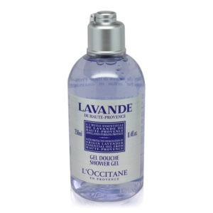 L'Occitane Lavender Organic Shower Gel- 8.4 Oz