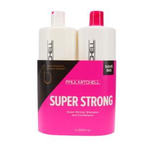 Paul Mitchell Super Strong Liter Duo Set