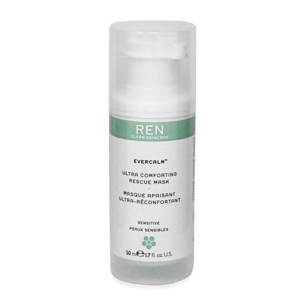 REN Skincare Evercalm Ultra Comforting Rescue Mask 1.7 Oz