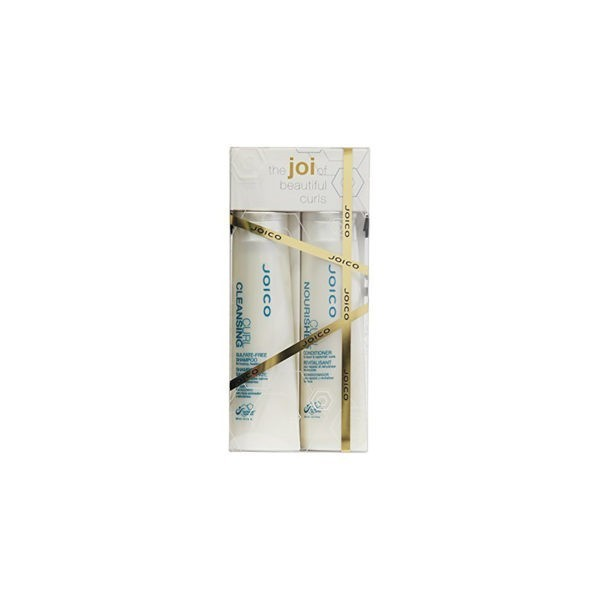 Joico Curl Cleansing Shampoo & Nourishing Conditioner Combo Pack 10.1 Oz each