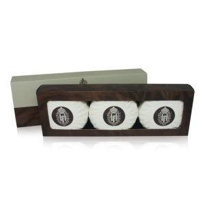 Truefitt & Hill Sandalwood Luxury Soap 3 X 5.25 oz.