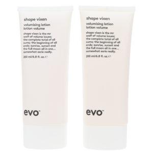 EVO Shape Vixen Volumising Lotion 6.8 Oz - 2 Pack