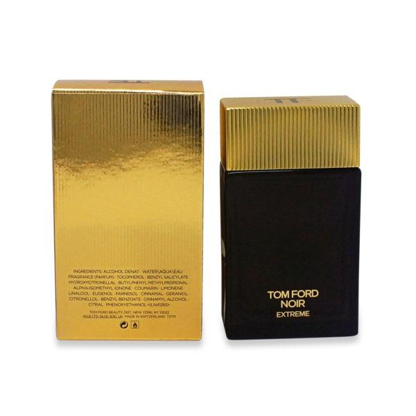 Tom Ford Noir Extreme Men Eau De Parfum Spray 3.4 Oz