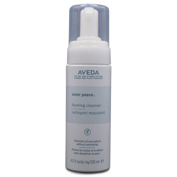 Aveda Outer Peace Foaming Cleanser 4.2 Oz