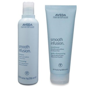Aveda Smooth Infusion Shampoo 8.5 Oz & Conditioner 6.7 oz.