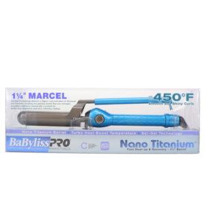 BaBylissPRO Nano Titanium Marcel Curling Iron 1 1/4 Inch
