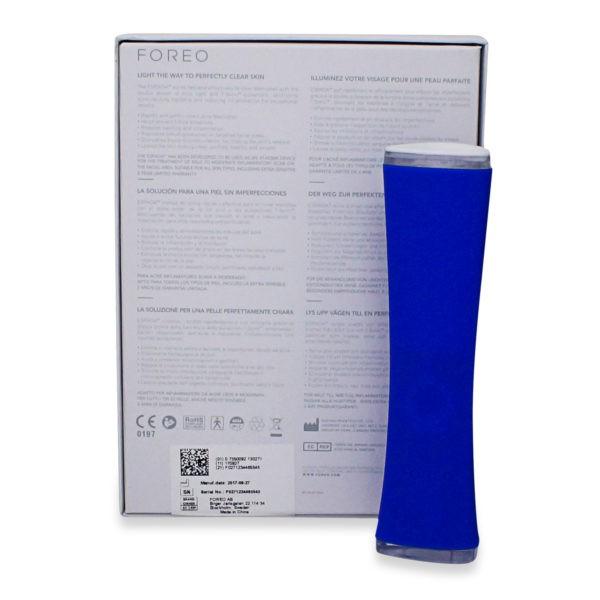 FOREO ESPADA Blue Light Acne Treatment Cobalt Blue