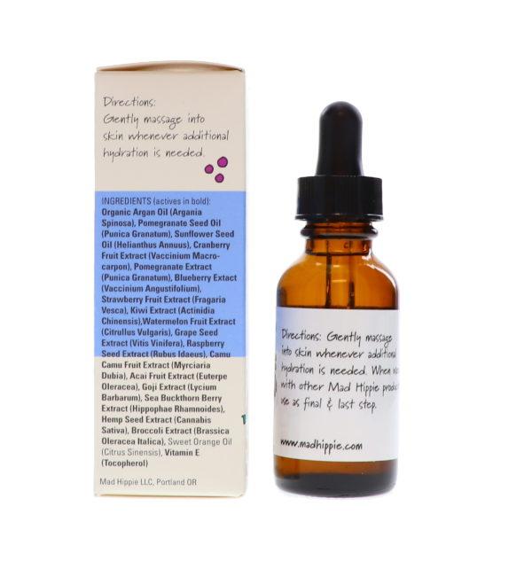 Mad Hippie Antioxidant Face Oil 1 oz