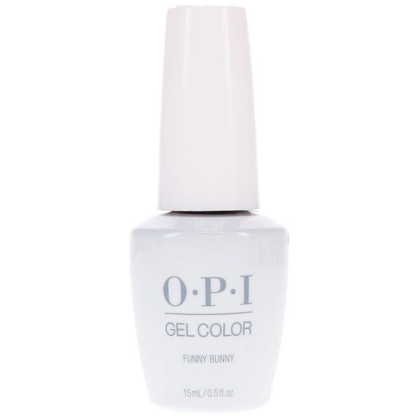 OPI GelColor Funny Bunny 0.5 oz