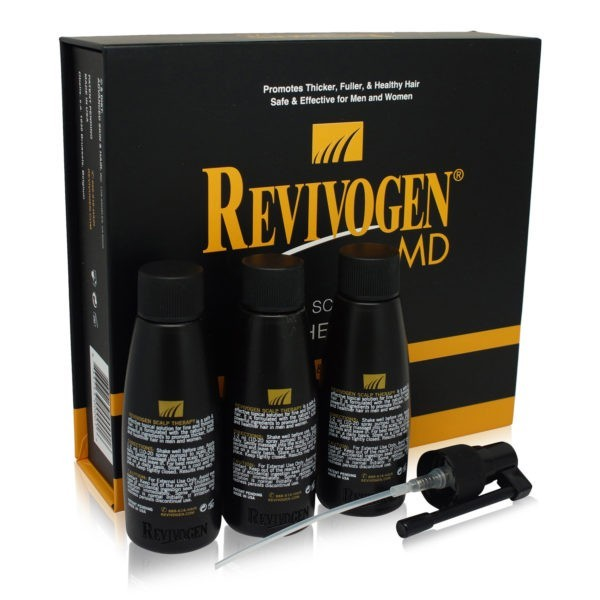 Revivogen Scalp Therapy Serum MD - 3 month supply - 3 bottles