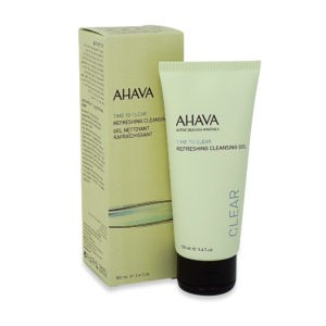 AHAVA Time to Clear Refreshing Cleansing Gel, 3.4 oz.