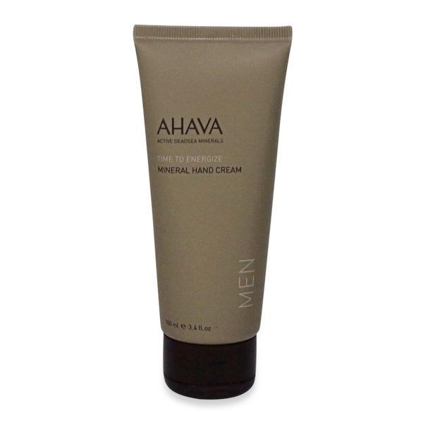 Ahava Men's Dead Sea Mineral Hand Cream 3.4 oz.