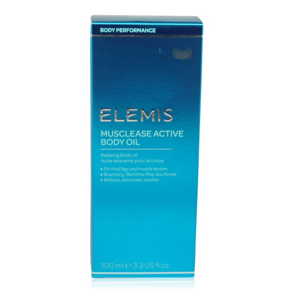 ELEMIS Musclease Active Body Oil 3.3 Oz