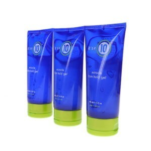 Its A 10 Miracle Firm Hold Gel 5 oz 3 Pack