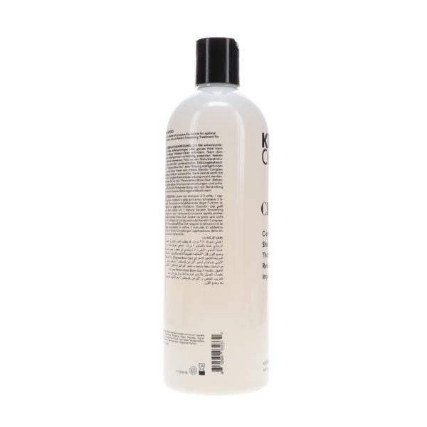 Keratin Complex Clarifying Shampoo 16 oz