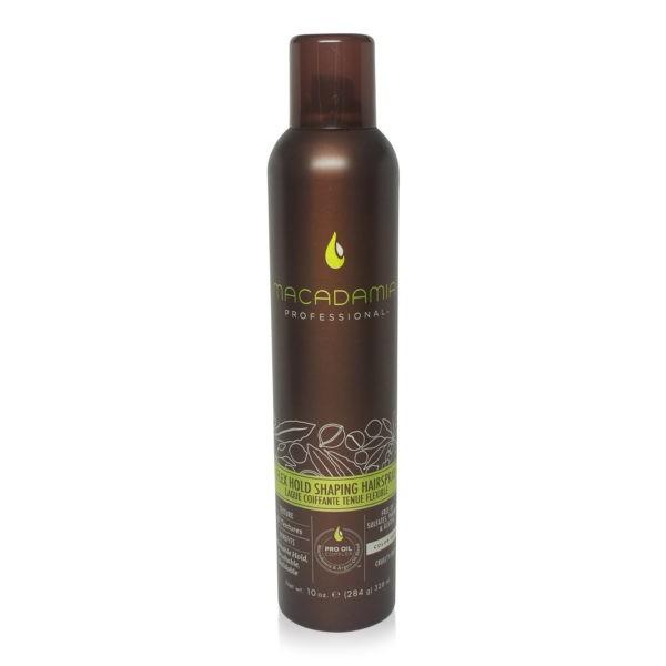 Macadamia Flex Hold Shaping Hairspray 10 Oz