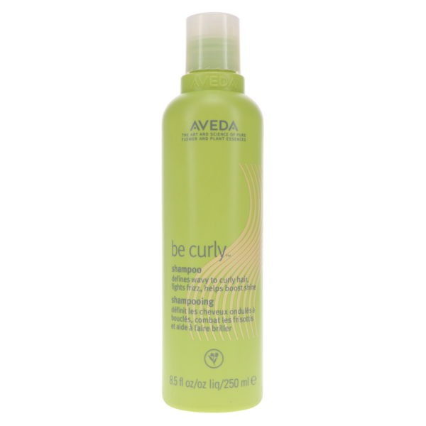 Aveda Be Curly Shampoo 8.5 oz, Be Curly Conditioner 6.7 oz, & Be Curly Curl Enhancer 6.7 oz Combo Pack