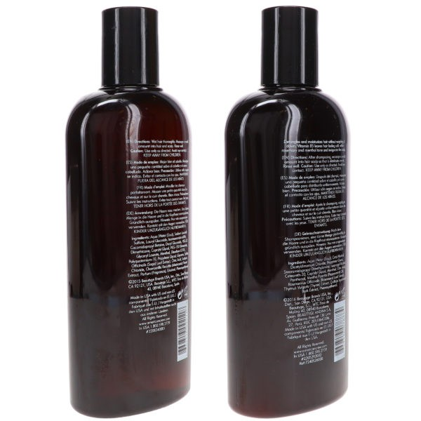 American Crew Daily Shampoo 15.2 oz & Daily Conditioner 15.2 oz Combo Pack