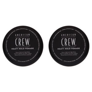 American Crew Heavy Hold Pomade 3 oz 2 Pack