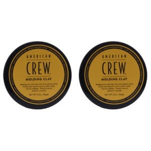 American Crew Molding Clay 3 oz 2 Pack