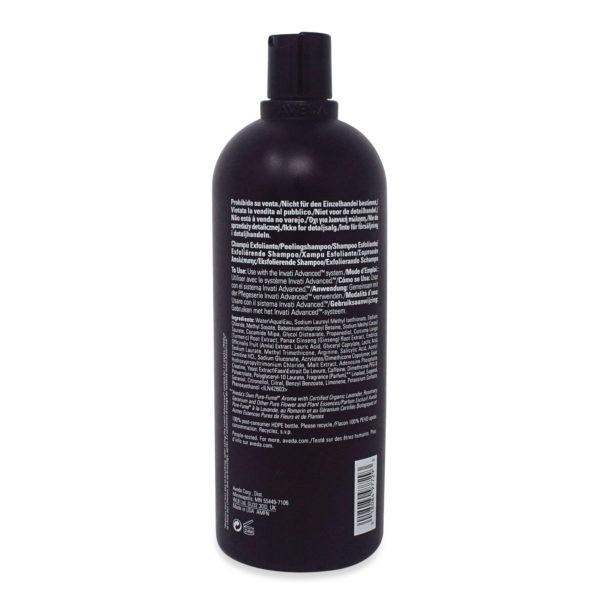 Aveda Invati Advanced Exfoliating Shampoo 33.8 oz