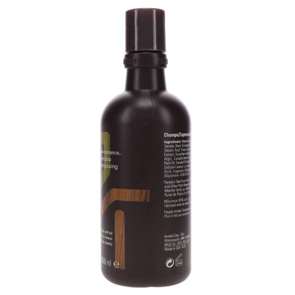 Aveda Pure-formance Mens Shampoo 10 oz