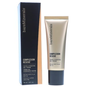 bareMinerals Complexion Rescue Tinted Hydrating Gel Cream Broad Spectrum SPF 30 Desert 6.5 1.18 oz