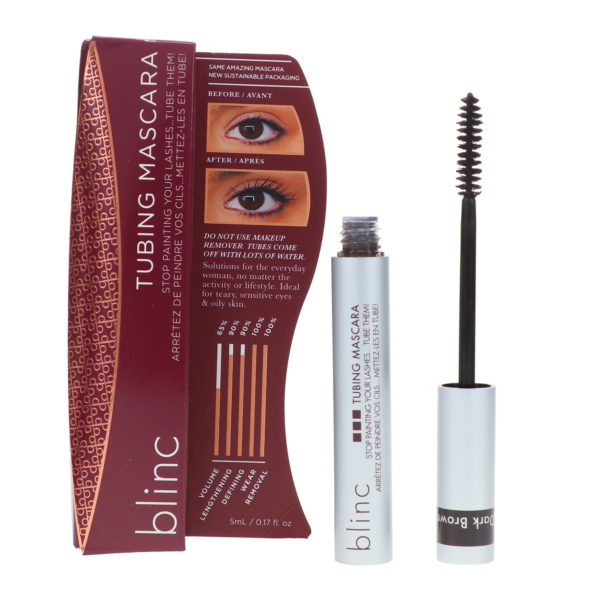 blinc Mascara Dark Brown 0.17 oz