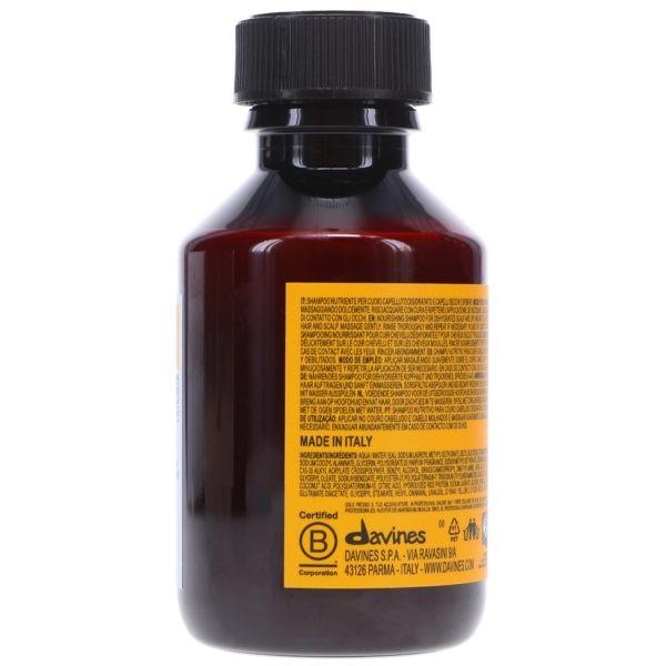Davines NaturalTech Nourishing Shampoo 3.38 oz