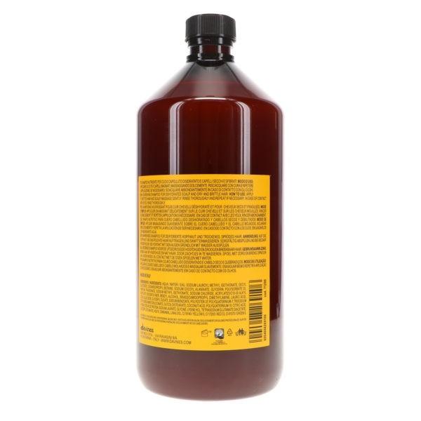 Davines NaturalTech Nourishing Shampoo 33.8 oz