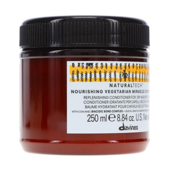 Davines NaturalTech Nourishing Vegetarian Miracle Conditioner 8.84 oz