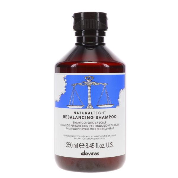 Davines NaturalTech Rebalancing Shampoo 8.5 oz