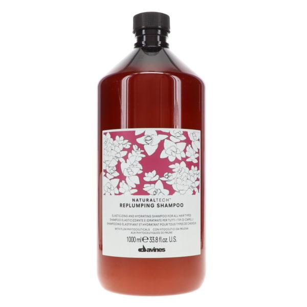 Davines NaturalTech Replumping Shampoo 33.8 oz
