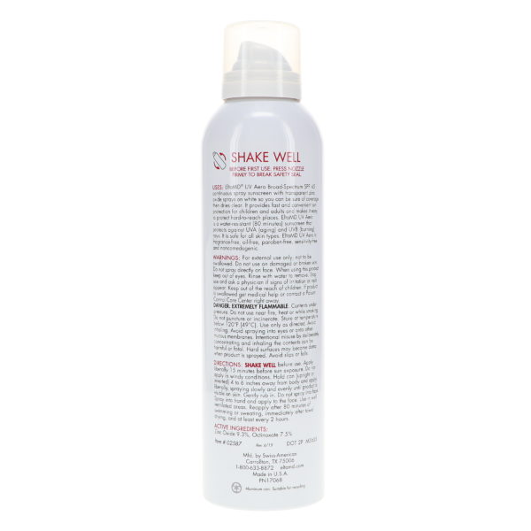 Elta MD UV Aero SPF 45 Broad Spectrum Full Body Sunscreen 6 oz
