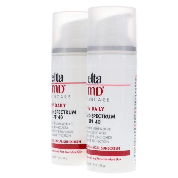 Elta MD UV Daily SPF 40 Broad Spectrum 1.7 oz 2 Pack