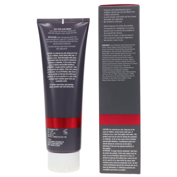 Eufora Beautifying Elixirs Color Revive Red 5 oz