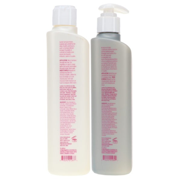 Eufora Curl'n Enhancing Shampoo 8.45 oz & Curl'n Enhancing Conditioner 8.45 oz Combo Pack
