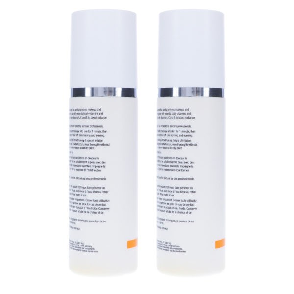 IMAGE Skincare Vital C Hydrating Facial Cleanser 6 oz 2 Pack