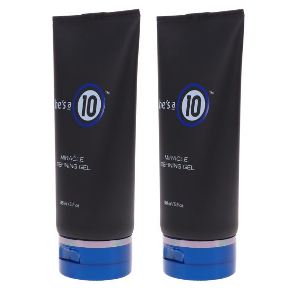 It's a 10 He's a 10 Miracle Defining Gel 5 oz 2 Pack