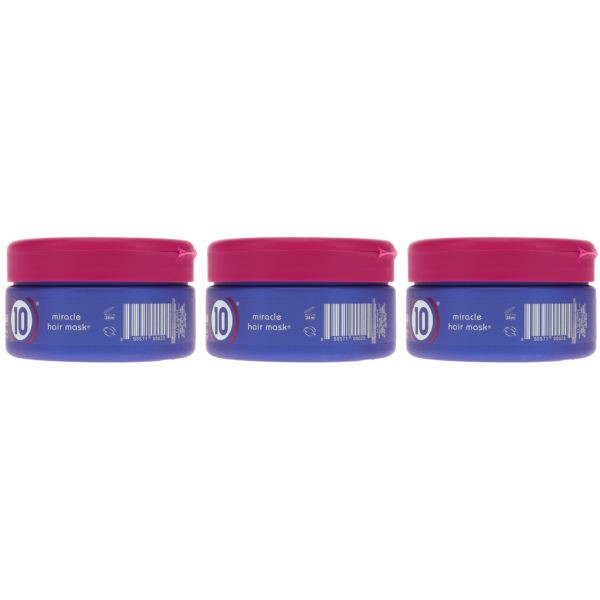 It's a 10 Miracle Hair Mask 8 oz 3 Pack