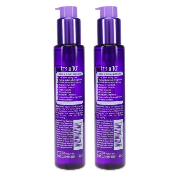 It's a 10 Silk Express Silk Smoothing Balm 5 oz 2 Pack