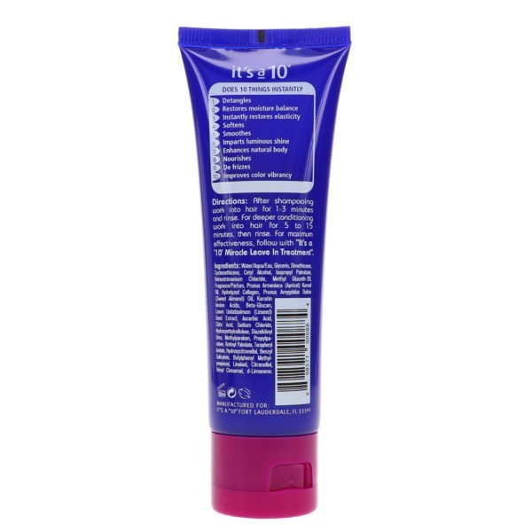 It's a 10 Miracle Hair Mask 2 oz