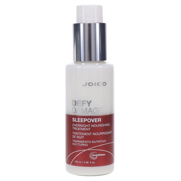 Joico Defy Damage Sleepover Overnight Nourishing Treatment 3.38 oz